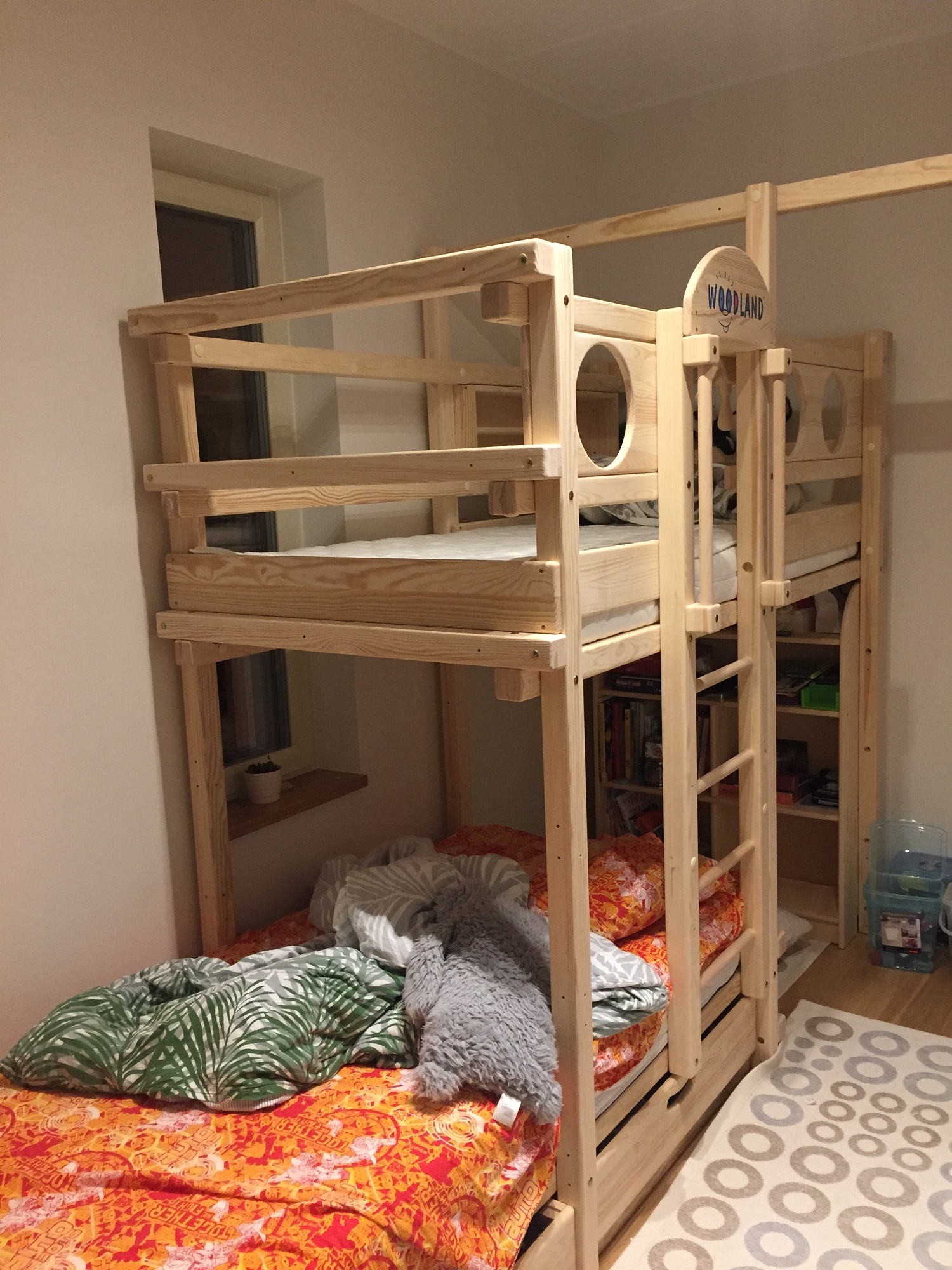 A real photo of AMARILLO bunk bed by Roman (2)