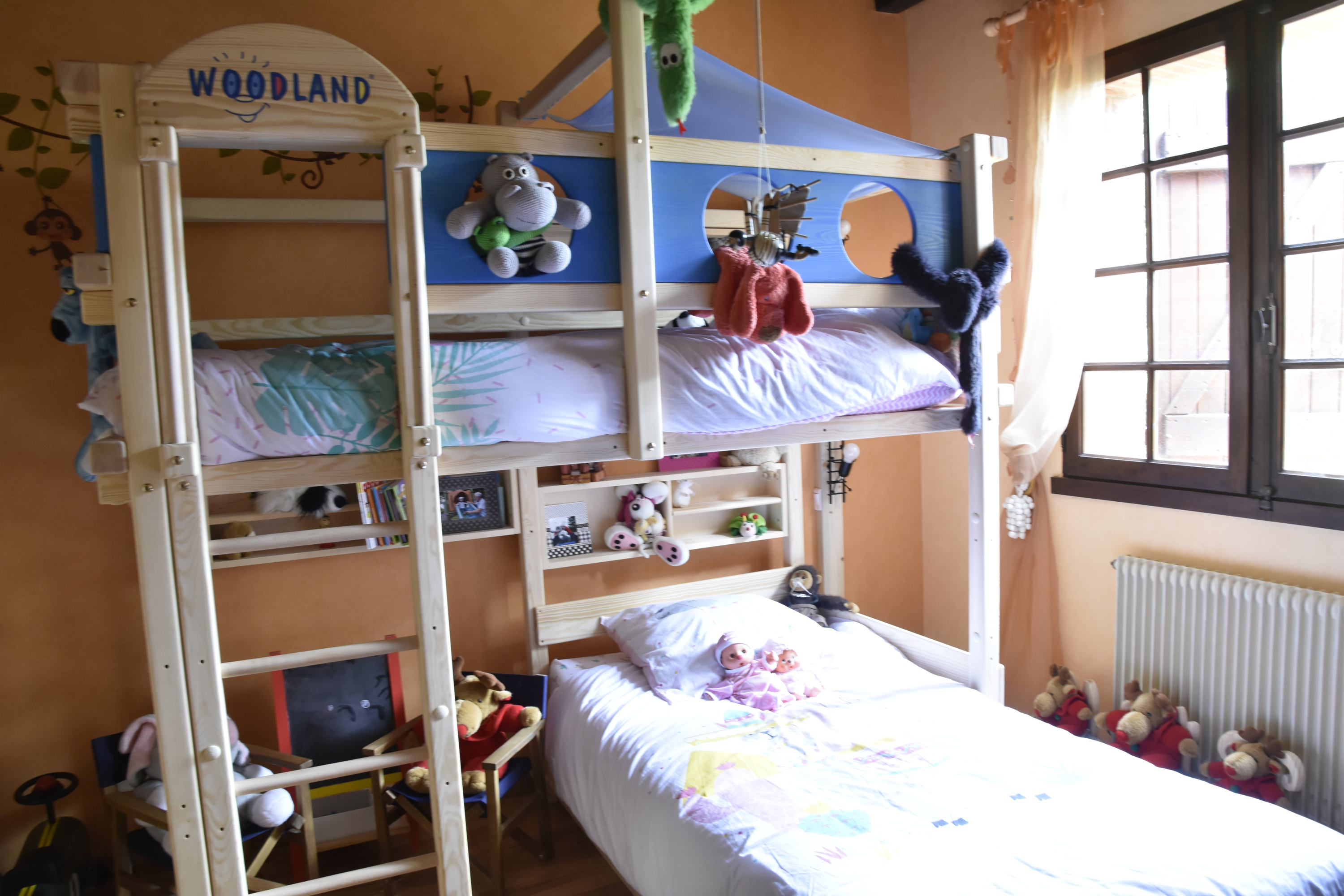 A real photo of CALGARY bunk bed by Marie (1)