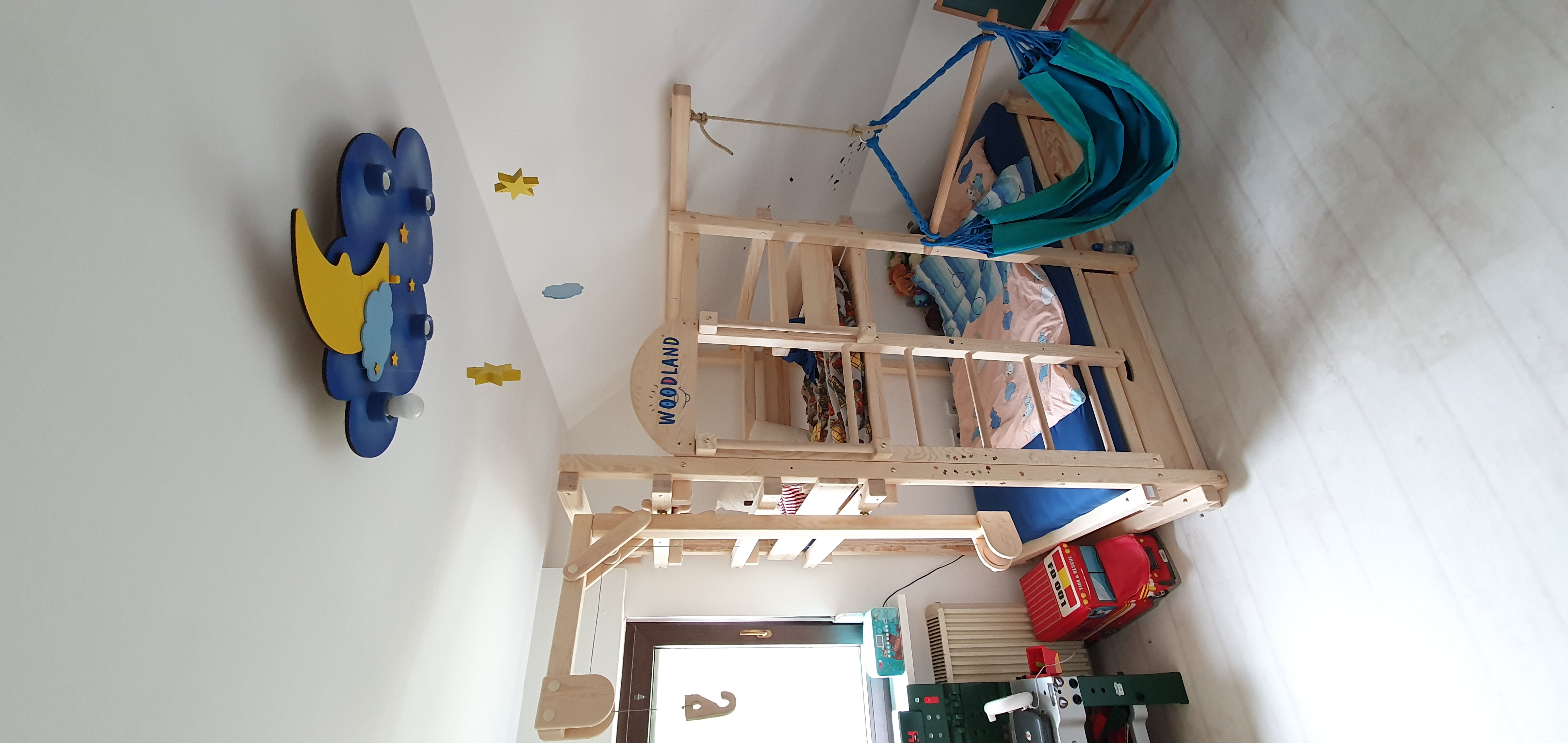 A real photo of CAPT'N COOK children's bed by Toller Bett! (1)