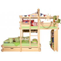 AMARILLO bunk bed