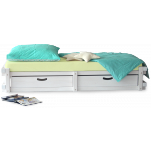MEMPHIS children's bed white