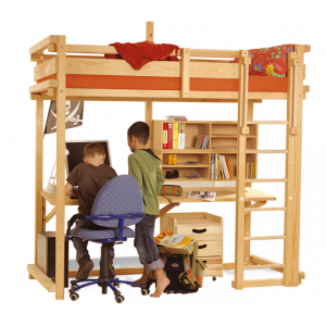 MISSISSIPPI loft bed