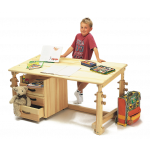 WOODPECKER writing desk