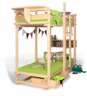Bunk bed MONTEREY Option 5